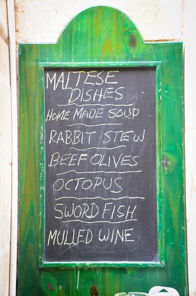 Maltese Eats<br /> Valletta