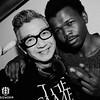 Austin Uchino and Friend
