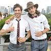 Zak Martelucci and Dustin Growick