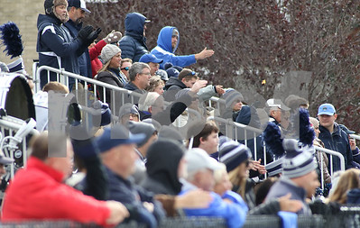 Manasquan High School v/s Hillside High School in the NJSIAA central group 2 championship in Hillside, NJ on 11/17/18. [DANIELLA HEMINGHAUS | THE COAST STAR]