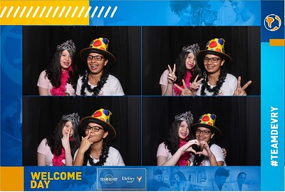 DEVRY WELCOME DAY