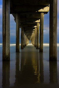 Scripps Pier Morning