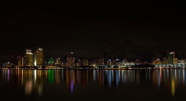 San Diego Skyline I