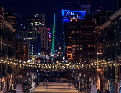 Denver Lights I