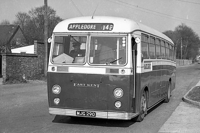 1957 AEC Reliance with Beadle body