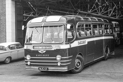 1957 AEC Reliance with Beadle body