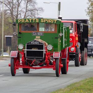 GA1691 1919 Albion A10