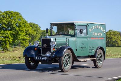 1937 Morris Commercial L2