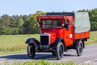 1928 Morris Commercial 1-Ton
