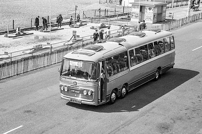 1965 Bedford VAL14 with Plaxton body