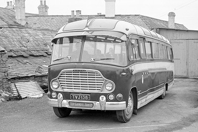 1959 Bedford SB3 with Duple body
