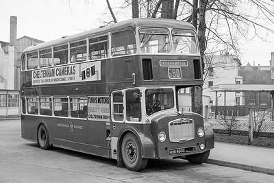 1966 Bristol Lodekka FLF6G ECW H38/32F