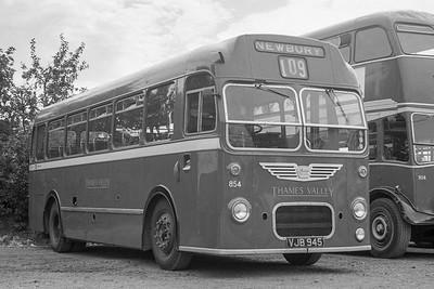 1960 Bristol MW6G with ECW body
