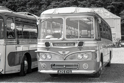 1963 AEC Reliance with Burlingham body