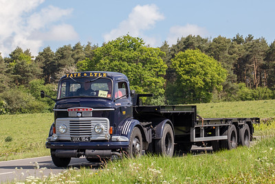 1958 Commer QX