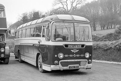 1960 AEC Reliance with Duple Britannia body