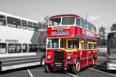 JNN384 Barton Transport 467