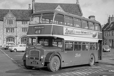 YHT956 Bristol L8460