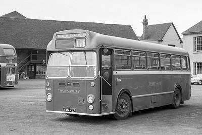 1955 Bristol LS6B with ECW body