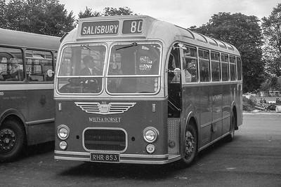 RHR853 Wilts & Dorset 702
