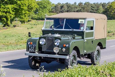 1965 Land Rover