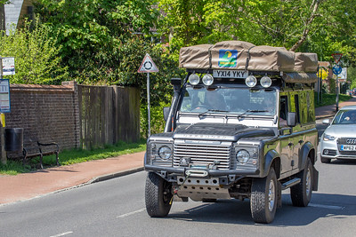 YX14YKY 2014 Land Rover Defender
