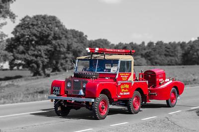 FBU446 Globe Works Fire Brigade