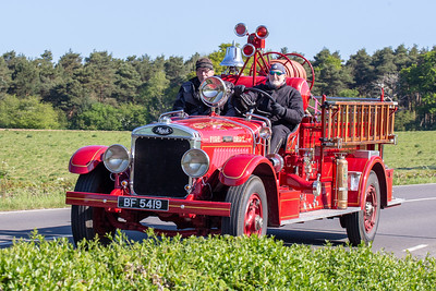 1930 Mack BB Type 70