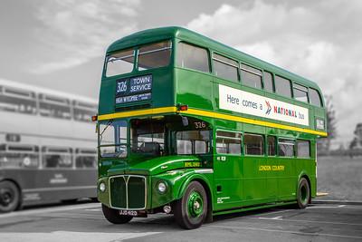 JJD412D London Country RML2412
