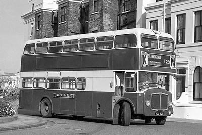 1962 AEC Bridgemaster with Park Royal body