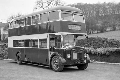 1956 AEC Regent V with Park Royal body