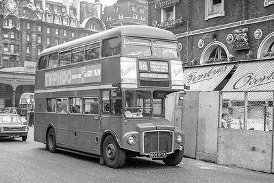 601DYE London Transport RM1601