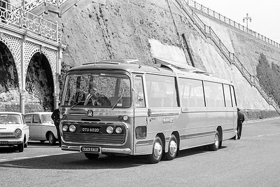 1966 Bedford VAL14 with Plaxton body