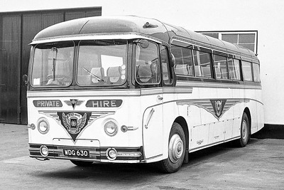 1959 AEC Reliance with Roe body