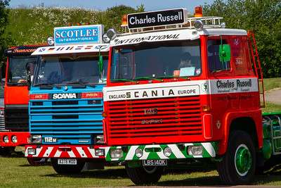 Faces of Scania