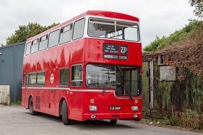 KJD260P London Transport MD60