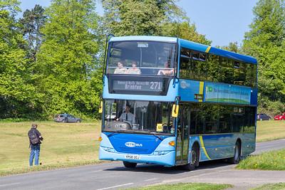 YP58UGJ Metrobus 6968