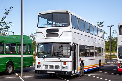 1998 Volvo Olympian with East Lancashire body