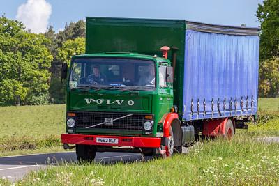 1982 Volvo F6