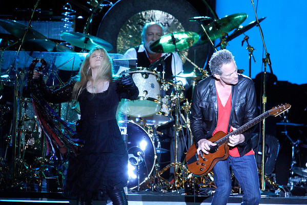 FLEETWOOD MAC - STEVIE NICKS LINDSEY BUCKINGHAM