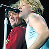 Jon Bon Jovi and Ritchie Sambora
