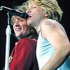 Jon Bon Jovi and Ritchie Sambora