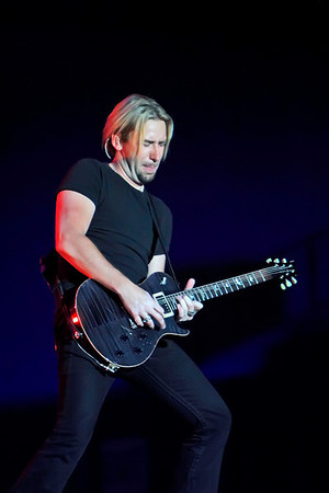 CHAD KROEGER OF NICKLEBACK