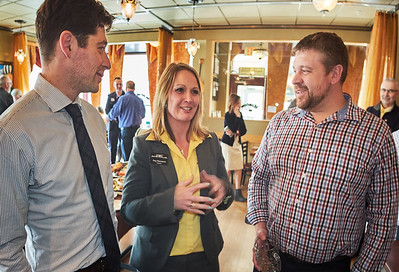 Jacob Frey, Tina Rennemo, Jonathan Smith