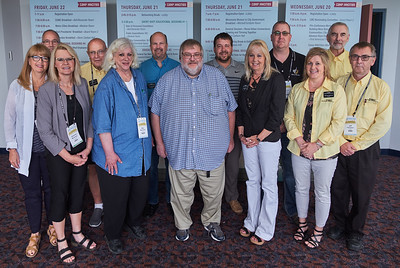 Jill Sletten, Joel Young, Shannon Mortenson, Lowell Veum, Mary McComber, John Douville, Jeff Kletcher, Jonathan Smith, Lori Jorgenson, James Joy, Weny Pederson, Tim Burkhardt, Jeff Thompson