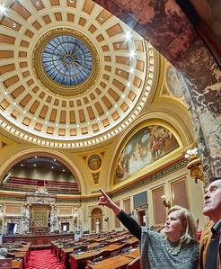 Minnesota Senate entrance