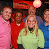 Allen Hatchell, Keith Bailey, Mary Beedy, Mike Shouse and Jennifer Brown.