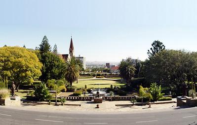 Capital city Windhoek