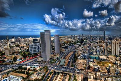 tel-aviv-center-skyline-ron-shoshani