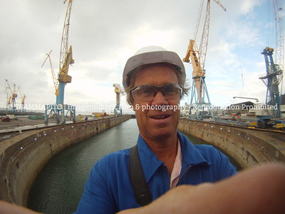 Offshore photographer Frans van den Bemd | team Mapito subcontractor for Damen Shiprepair